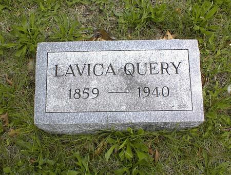 QUERY, LAVICA - Adams County, Iowa | LAVICA QUERY