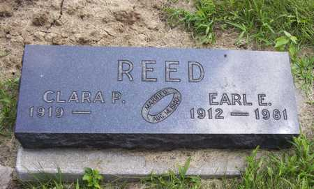 REED, CLARA P. - Adams County, Iowa | CLARA P. REED