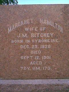 RITCHEY, MARGARET - Adams County, Iowa | MARGARET RITCHEY