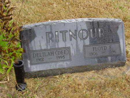 RITNOUR, FLOYD F. - Adams County, Iowa | FLOYD F. RITNOUR