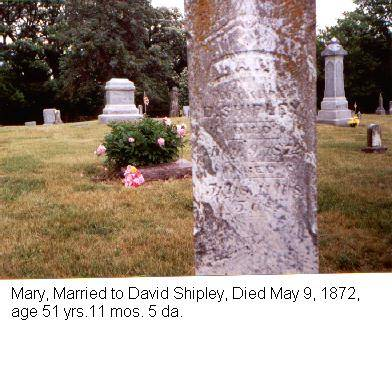 SHIPLEY, MARY BEAN - Adams County, Iowa | MARY BEAN SHIPLEY