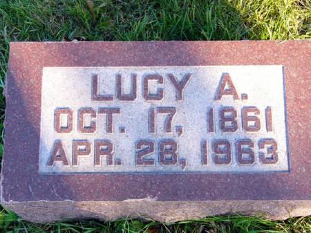 TAYLOR, LUCY ANN - Adams County, Iowa | LUCY ANN TAYLOR