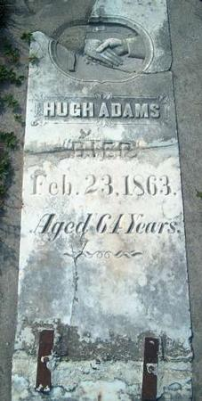 ADAMS, HUGH - Allamakee County, Iowa | HUGH ADAMS
