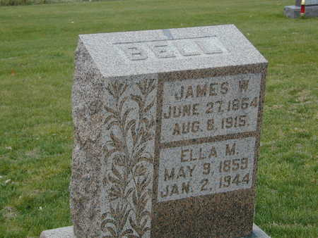 JOHNSON BELL, ELLA - Allamakee County, Iowa | ELLA JOHNSON BELL