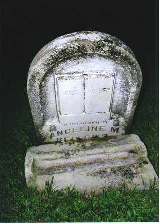 HINMAN BELLOWS, ANGELINE MARY - Allamakee County, Iowa | ANGELINE MARY HINMAN BELLOWS