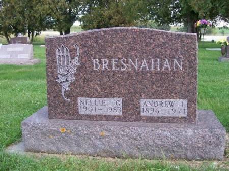 BRESNAHAN, NELLIE - Allamakee County, Iowa | NELLIE BRESNAHAN