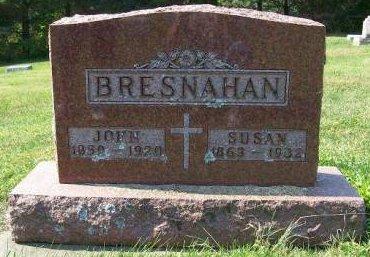 BRESNAHAN, JOHN - Allamakee County, Iowa | JOHN BRESNAHAN