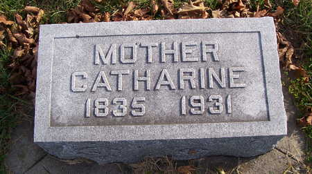COLSCH, CATHERINE - Allamakee County, Iowa | CATHERINE COLSCH