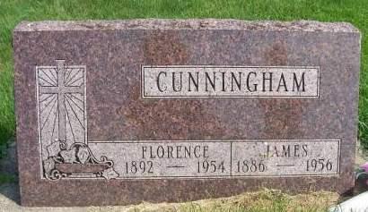 CUNNINGHAM, JAMES - Allamakee County, Iowa | JAMES CUNNINGHAM