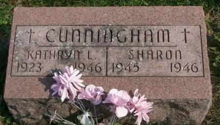 CUNNINGHAM, KATHRYN L. - Allamakee County, Iowa | KATHRYN L. CUNNINGHAM