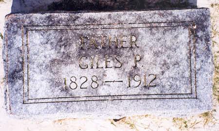 EELLS, GILES PLATT - Allamakee County, Iowa | GILES PLATT EELLS
