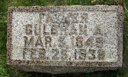 ENGEN, GULBRAN A. - Allamakee County, Iowa | GULBRAN A. ENGEN