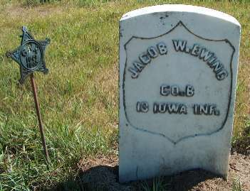 EWING, JACOB W. - Allamakee County, Iowa | JACOB W. EWING