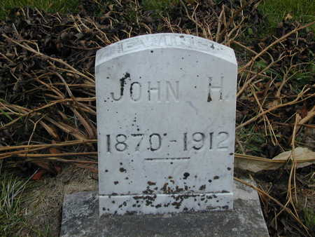 EWING, JOHN - Allamakee County, Iowa | JOHN EWING