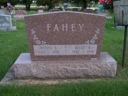 FAHEY, MARY - Allamakee County, Iowa | MARY FAHEY
