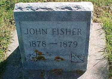 FISHER, JOHN - Allamakee County, Iowa | JOHN FISHER