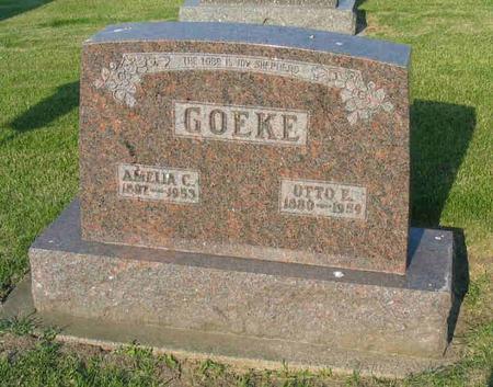 ADAMS GOEKE, AMELIA C. - Allamakee County, Iowa | AMELIA C. ADAMS GOEKE