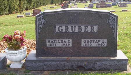 GRUBER, MATILDA C. - Allamakee County, Iowa | MATILDA C. GRUBER