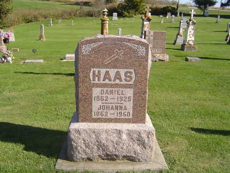 HAAS, DANIEL - Allamakee County, Iowa | DANIEL HAAS