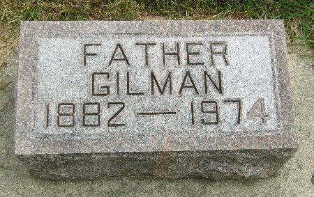 HANSON, GILMAN - Allamakee County, Iowa | GILMAN HANSON