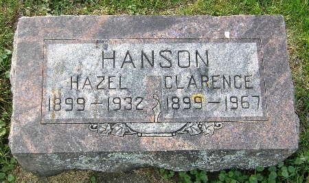 HANSON, CLARENCE - Allamakee County, Iowa | CLARENCE HANSON