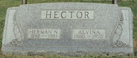 GRUBER HECTOR, ALVINA - Allamakee County, Iowa | ALVINA GRUBER HECTOR