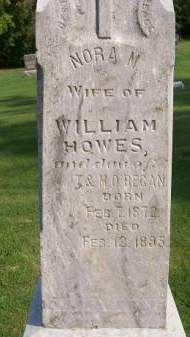 HOWES, NORA N. - Allamakee County, Iowa | NORA N. HOWES