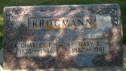 KROGMANN, MARY S. - Allamakee County, Iowa | MARY S. KROGMANN