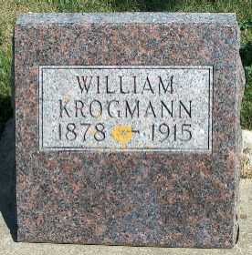 KROGMANN, WILLIAM - Allamakee County, Iowa | WILLIAM KROGMANN