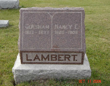 BURTIS LAMBERT, NANCY E. - Allamakee County, Iowa | NANCY E. BURTIS LAMBERT