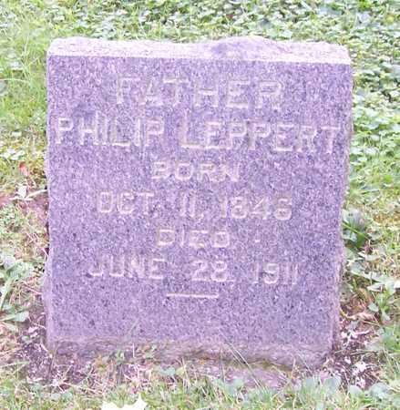 LEPPERT, PHILLIP - Allamakee County, Iowa | PHILLIP LEPPERT