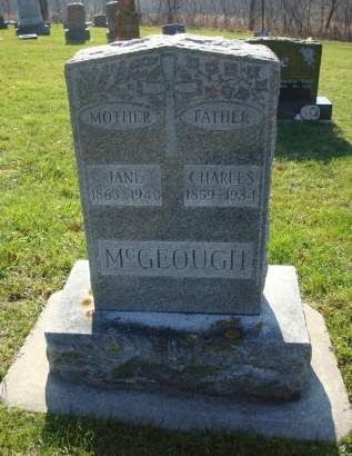 MCGEOUGH, CHARLES - Allamakee County, Iowa | CHARLES MCGEOUGH