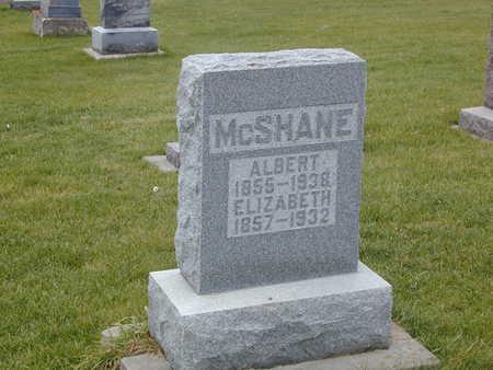 MCSHANE, ELIZABETH - Allamakee County, Iowa | ELIZABETH MCSHANE