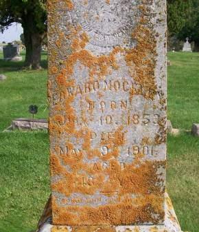 MOCKLEY, EDWARD - Allamakee County, Iowa | EDWARD MOCKLEY