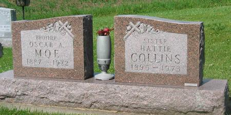 MOE COLLINS, HATTIE - Allamakee County, Iowa | HATTIE MOE COLLINS