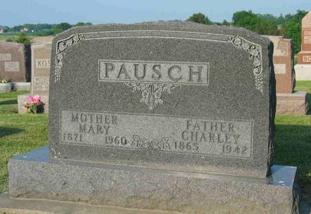 STOCK PAUSCH, MARY - Allamakee County, Iowa | MARY STOCK PAUSCH