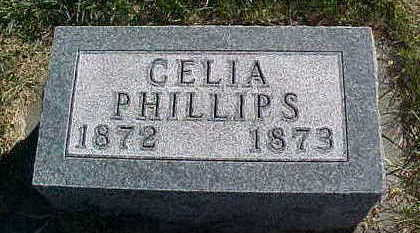 PHILLIPS, CELIA - Allamakee County, Iowa | CELIA PHILLIPS