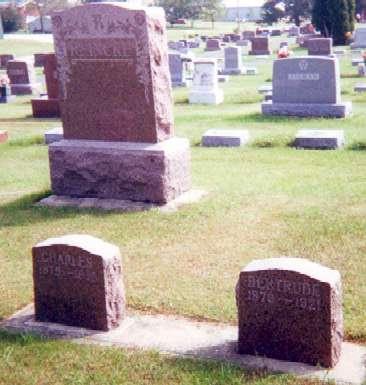REINCKE, BERTRUDE L. - Allamakee County, Iowa | BERTRUDE L. REINCKE