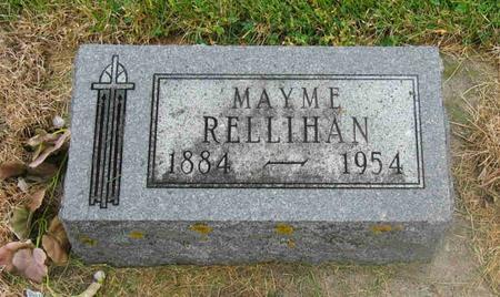 RELLIHAN, MAYME - Allamakee County, Iowa | MAYME RELLIHAN