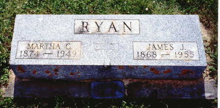 RYAN, MARTHA C. - Allamakee County, Iowa | MARTHA C. RYAN