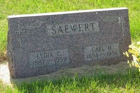 SAEWERT, LYDIA C. - Allamakee County, Iowa | LYDIA C. SAEWERT