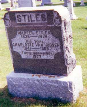 STILES, WARREN - Allamakee County, Iowa | WARREN STILES