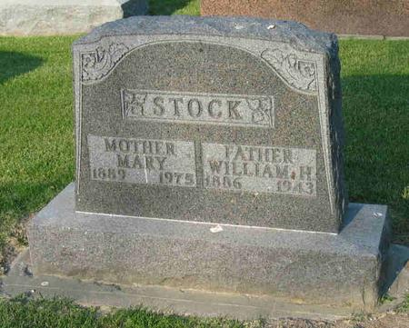 STOCK, WILLIAM H. - Allamakee County, Iowa | WILLIAM H. STOCK