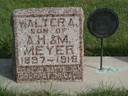 WALTER, MEYER - Allamakee County, Iowa | MEYER WALTER