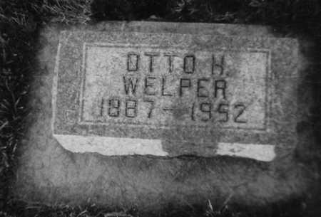 WELPER, OTTO H. - Allamakee County, Iowa | OTTO H. WELPER