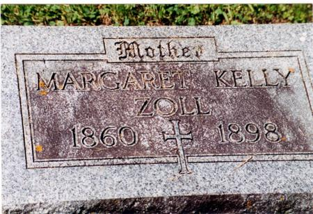 KELLY ZOLL, MARGARET - Allamakee County, Iowa | MARGARET KELLY ZOLL