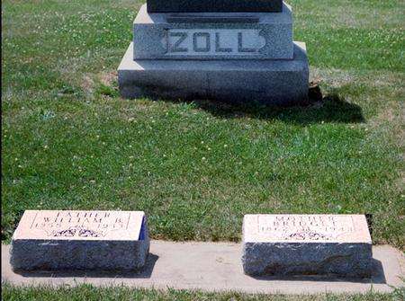 COLLINS ZOLL, BRIDGET - Allamakee County, Iowa | BRIDGET COLLINS ZOLL