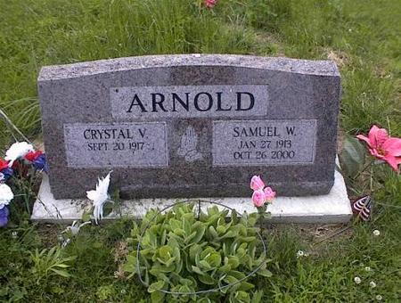 ARNOLD, SAMUEL WARREN - Appanoose County, Iowa | SAMUEL WARREN ARNOLD