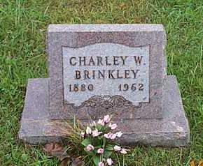 BRINKLEY, CHARLEY - Appanoose County, Iowa | CHARLEY BRINKLEY