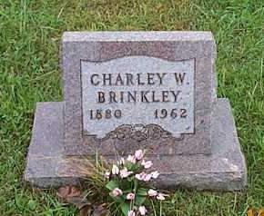 BRINKLEY, CHARLEY - Appanoose County, Iowa   CHARLEY BRINKLEY